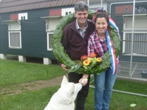 Met Gerda & Layka